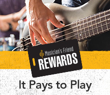 Musician's Friend REWARDS It Pays to Play