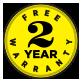Free 2-Yr Warranty